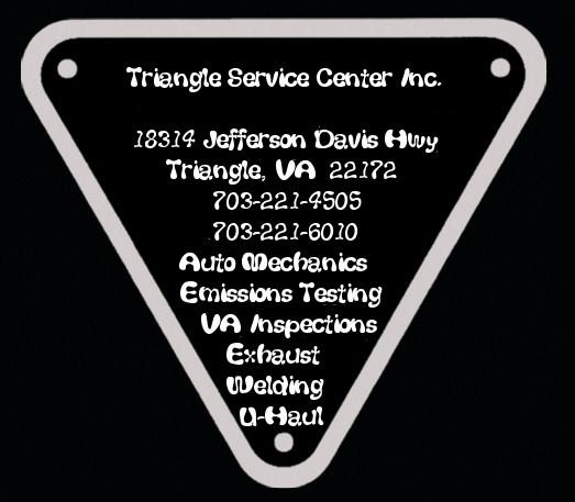 Triangle Service Center, Inc